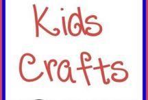 Børne craft / DIY, inspiration, ide