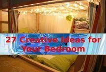 Sovværelset / Ides, inspireions, diy