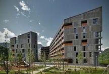 L - Large buildings