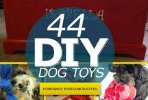 Dog  legetøj / Diy, inspiresion, ides