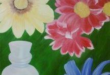 Carmen Cristea artworks / Carmen Cristea paintings