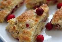 Sweet and Savory Scones / Scones are enjoyed across the globe - in all shapes, sizes and flavors. Enjoy them sweet and savory, traditional and gluten free.  / by PinUltimatePins for Success
