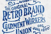 Graphic Design - Vintage Design