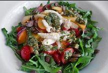 Rezepte / Rezepte aller Art - süß, herzhaft, vegetarisch, mit Fleisch, low-carb usw.