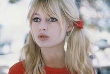 Brigitte Bardot / Modèle et actrice: redécouvrez les photos de Brigitte Bardot jeune dans les années 50 et 60
