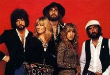 Stevie & Fleetwood Mac ♬♬ / The one, and only Stevie Nicks, Lindsay Buckingham, Christine McVie, John McVie, and Mick Fleetwood. The U.S./British band! Fleetwood Mac are a British-American rock band formed in July 1967, in London. The band have sold more than 100 million records worldwide, making them one of the best-selling bands of all time. In 1998, selected members of Fleetwood Mac were inducted into the Rock and Roll Hall of Fame, and received the Brit Award for Outstanding Contribution to Music. / by 💕 Karen 💕 C 💕