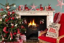 A Christmas Home / Check out First Home News recent blog post from guest blogger Jen Stanbrook on how to make sure your home is looking festive and fabulous for the Christmas season!   http://firsthomenews.co.uk/50-ways-to-decorate-your-home-this-christmas/