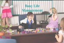 KCC: Busy Life Management Tips & Tools / Tips from Kid Care Concierge—your go to guide for all things parenting and life management!