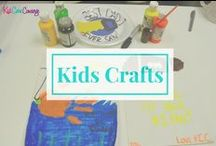 KCC: DIY Kid's Crafts / Fun at home crafts from Kid Care Concierge—your go to guide for all things parenting and life management!
