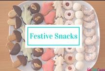 KCC: Festive Snacks / Fun snack suggestions to make at home from Kid Care Concierge—your go to guide for all things parenting and life management!
