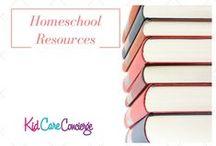 KCC: Homeschooling
