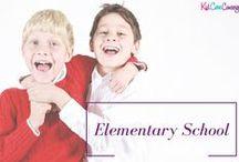 KCC: Elementary School Tips & Tools