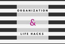 KCC: Organization and Life Hacks / Organizational Tips and Tricks to hack your life! From Kid Care Concierge, your source for all things family.