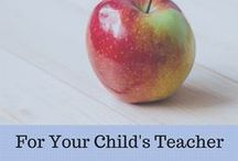 KCC: Gifts For Your Child's Teacher