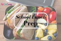 KCC: School Lunch Prep
