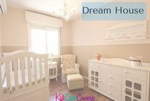 KCC: Dream House / Dream houses from Kid Care Concierge—your go to guide for all things parenting and life management!