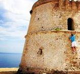 Formentera / Formentera, das kleine Paradies im Mittelmeer.