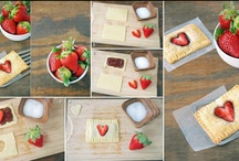 Tasty and creative / Here are some tips, advice and tutorials on how effectively you can play with food :)