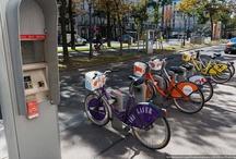 City bike rental services