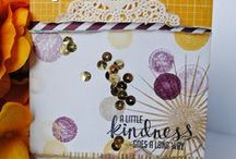 Stampin' Up Cards / by Christina Wedell