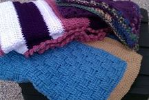 Needlecrafts at the Library / Yarn bombs, community quilting, yarn exchanges...all things knit and stitch at the library.