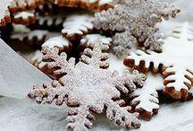 Christmas Baking / My bakes and inspiration for Christmas