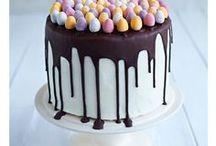 Easter Baking / Easter and spring baking inspiration