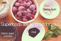 Raw food info