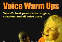 Vocal Warm Up Exercises / Collection of vocal warm up exercises.