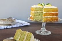 Cakes / Cakes I want to eat and/or make