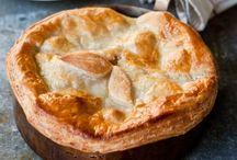 Vegetarian Savoury Pies & Tarts / Pie is awesome