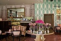 Hospitality Design / Interiores varios.  Hoteles  Restaurantes  spa