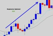 Forex Candlestick Patterns / Visit our site http://www.theforexguy.com/common-candlestick-patterns/ for more information on Forex Candlestick Patterns. Forex candlestick patterns are a basic thing to learn if you want to make money in the currency market. Candlestick charts are visual representation of the market prices in the currency market and the chart resembles that of a candle, thus the name.