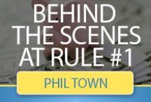 Behind the Scenes at Rule #1 Investing