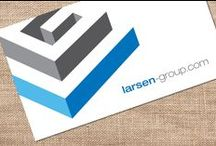 Business Cards / Here are various business cards Redwood Productions has created for our clients.