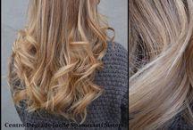Degradè Joelle / Il Degradè è l'unica colorazione verticale che in un unico step ti permette di schiarire,scurire,ristrutturare i tuoi capelli evitando il fastidioso effetto ricrescita.Ideale anche per coprire i capelli bianchi.