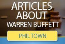 Articles About Warren Buffet