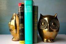 Bookends & Bookshelfs