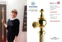 Exhibitions and expo of Italian luxury handles and accessories by Pfs Pasini / exhibition, design awards, fairs, expo about #handles, #pullhandles, #door #accessories, #sealants, #fasteners, #hardware, #buildingfittings, #knobs, #doorhandles, #interiordesign
