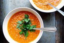 Soups / Slurpy goodness