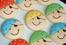 Pirates! / Pirate party and baking ideas