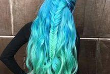 ~ hair colour ~
