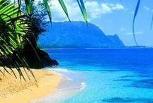 ~ Hawaii ~ / to visit