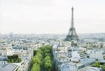 ~ Paris ~ / planning to travel here with my best friend