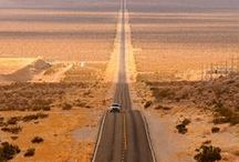 ~ Route 66 ~ / to visit... road trip!