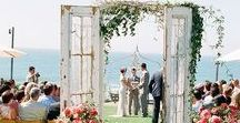 Inspiration mariage / Décoration mariage, thèmes mariage, idées DIY mariage