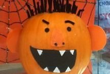 It Came From the Library... / Halloween fun at the library. Halloween displays, programs, and books!