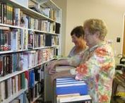 Friends of the Library / Friends of the Library Volunteer Groups for MCMLS. Activities, presenters, book sales, book shops, and more!