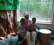 Hop Into Easter / Easter at MCMLS Libraries! Egg hunts, storytimes, crafts, treats, and fun.
