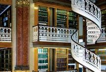Gorgeous Libraries / Libraries around the world that we love.